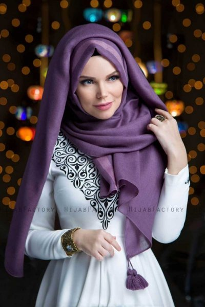 Queen Taupe Hijab Muslima Wear 310120a